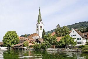 Für die Sanierung des Kirchturms der Pfarrkirche St. Martin in Sipplingen wurde Holzbau Schmäh jüngst mit einem Sanierungspreis ausgezeichnet