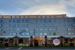 """Holzbauprojekt """"Walden 48"""" in Berlin: Der Holzbau ist für Gebäude mit vier oder mehr Geschossen in Innenstädten Trend. Durch Änderungen in verschiedenen Bauordnungen ist eine Tür für den Holzbau aufgestoßen worden"""