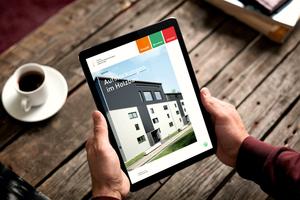 Die digitale Broschüre bündelt Informationen für die Planung und Durchführung von Aufstockungen in Holzbauweise        Foto: James Hardie Europe