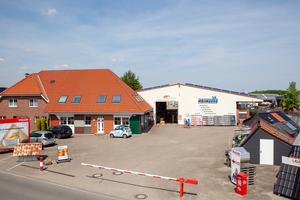 Der Online-Fachhändler Dachdeckermarkt24 mit Sitz in Wettringen erzielte im ersten Quartal 2020 hohe Umsätze