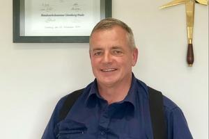 Dachdeckermeister Fred Rohde ist Geschäftsführer des Betriebs Rohde Roofing in Kapstadt<br />Foto: Rohde Roofing