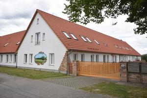 """Der Sonnenhof Gispert bietet Wohnraum für Menschen mit und ohne Behinderung<span class=""""bildnachweis"""">Fotos: Fakro</span>"""