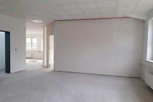Das modulare Trennwandsystem bietet beispielsweise die Möglichkeit, Großraumbüros zu separieren<br />