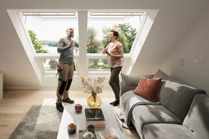 Staatliche Förderprogramme sind für Handwerker Argumentationshilfen für den Einbau oder Austausch von Dachfenstern