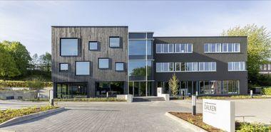 Die Dälken Ingenieurgesellschaft mbH hat ihren Hauptsitz in Georgsmarienhütte um einen dreigeschossigen Anbau erweitert