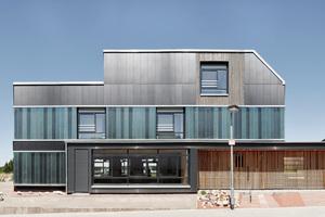 Das Recyclinghaus in Hannover erhielt einen Sonderpreis im Wettbewerb