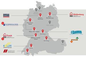 Trotz der Corona-Krise erwartet die Roto Frank Professional Service GmbH ein zweistelliges Umsatzwachstum in diesem Jahr. Inzwischen gehören dem Verbund acht Firmen in Deutschland und der Schweiz an<br />