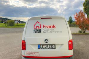 Die Frank Sicherheits- und Fenstertechnik GmbH ist seit Oktober 2020 aktiv und hat ihren Sitz bei Roto in Leinfelden-Echterdingen<br />