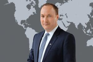 Dr. Christian Faden ist Geschäftsführer der Roto Frank Professional GmbH, einer Division der Roto Frank Holding AG