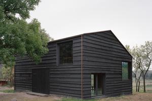 """Das """"Haus Lindetal"""" von AFF Architekten und Architekt &amp; Zimmerer Stephan Hahn aus Berlin<br />erhielt im Velux Architekten- Wettbewerb eine Anerkennung<br />"""
