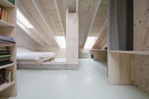 """Mit dem Projekt """"Ein Dachraum"""" belegte Björn Martenson den ersten Platz im Velux-Architekten-Wettbewerb 2020<br />"""