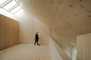 """Das """"Haus Mühlhäuser"""" von Christine Reck Architekten in Biberach an der Riß belegte Platz drei des Velux-Architektenwettbewerbs<br /><br />"""