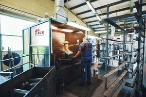 """Die Fleck GmbH produziert Zubehör für das Steil- und Flachdach. Ab dem kommenden Jahr werden viele Produkte von Fleck um 3,5 Prozent teurer <span class=""""bildnachweis""""></span>"""