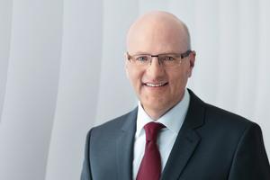 Dr. Reinhard Pfeiffer ist stellvertretender Vorsitzender der Geschäftsführung der Messe München<br />