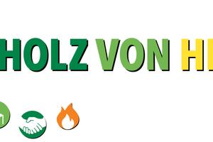 Das Logo/Zeichen des Holz-von-Hier-Netzwerks