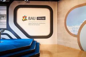 Einblicke ins Studio der BAU Online 2021<br />
