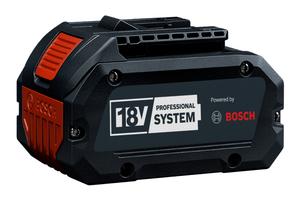 Durch das 18V Akkunetzwerk von Bosch mit sieben weiteren Herstellern lassen sich die Geräte dieser Hersteller mit den gleichen 18-Volt-Akkus betreiben