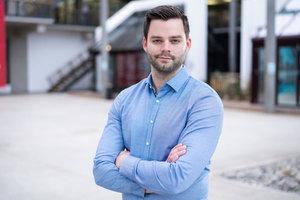 Andre Nordlohne und sein Team begleiten kleine und mittelständische Unternehmen bei der Umstellung auf ein effizientes, digitales Dokumentenmanagement