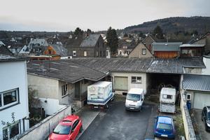 Das ehemalige Lagerhaus der Raiffeisenkasse in Kottenheim sollte neu genutzt werden