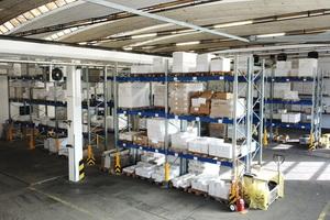 Das neue Lager soll eine höhere Warenverfügbarkeit und schnellere Lieferzeiten für Dachdeckerbetriebe in Österreich bieten