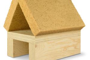 Das Steico-Produktsortiment umfasst unter anderem Holzfaserdämmstoffe und Furnierschichtholz<br />