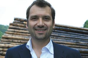 Ulrich Weihs ist CEO der neuen Division EGGER Building Products