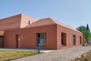 Ausgezeichnete Architektur: Die Kindertagesstätte St. Konrad in Neuss wurde vom Land NRW mit dem Kita-Preis 2020 prämiert