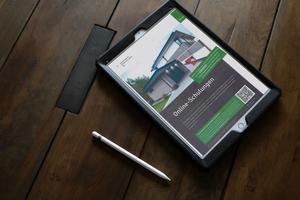 """Ab dem 8. Juni 2021 zeigen Online-Schulungen von James Hardie Europe die Verarbeitung der neuen """"Hardie VL Plank""""-Fassadenplatten. Dabei gibt es monatlich ein Paslode-Nagelschussgerät zu gewinnen"""
