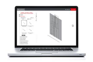 Auch der neue Hymer-Online-Konfigurator für Steigleitern und ortsfeste Treppen wird im Katalog erwähnt. Der 3D-Konfigurator zeigt die Steigleitern und Treppen mit sämtlichen Details an