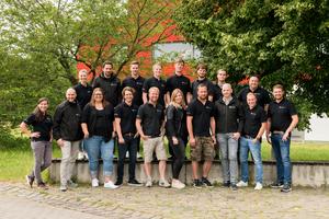 Das Team der FH Holzbaustatik aus den Standorten Berlin und Münster<br />