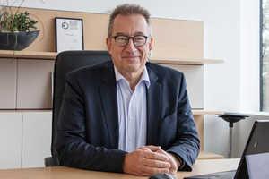 Dr. Markus Vöge, CSO HOMAG Group