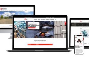 Die neue Fleck-Website bietet einen Überblick über das Produktsortiment, eine Händlersuche, einen Wrasenlüfter-Konfigurator und einen Entwässerungsberechnungsservice für Dachhandwerker