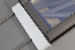 """Der """"EDQ""""-Eindeckrahmen erleichtert den Einbau von Dachfenstern ins """"Klick-Dach"""""""