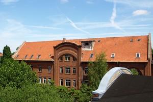 Die Kommune Waltershausen renoviert sukzessive das Sommerhaus der ehemaligen Puppenfabrik