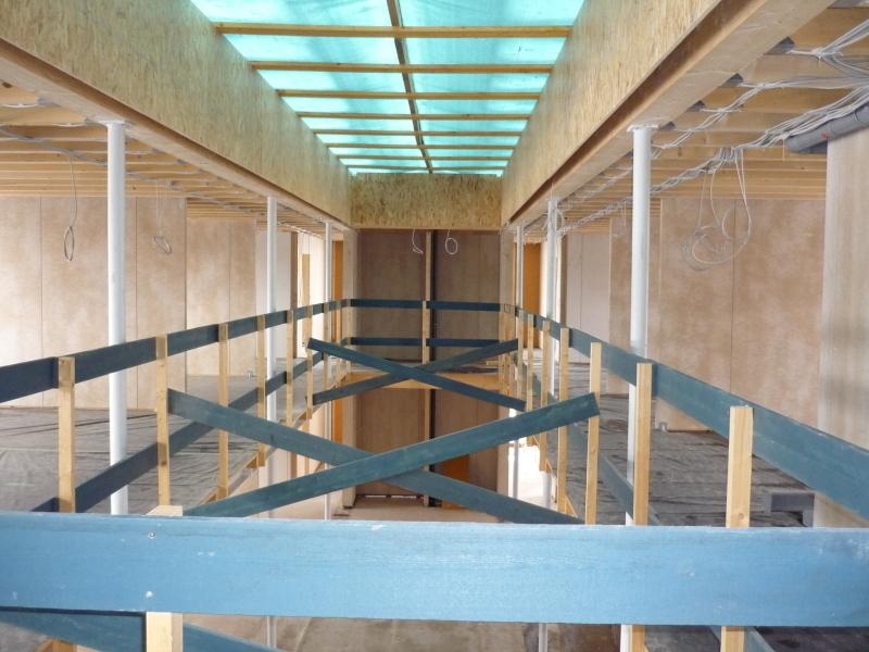 aus einem block neubau des jugendhauses don bosco in mainz bauhandwerk. Black Bedroom Furniture Sets. Home Design Ideas