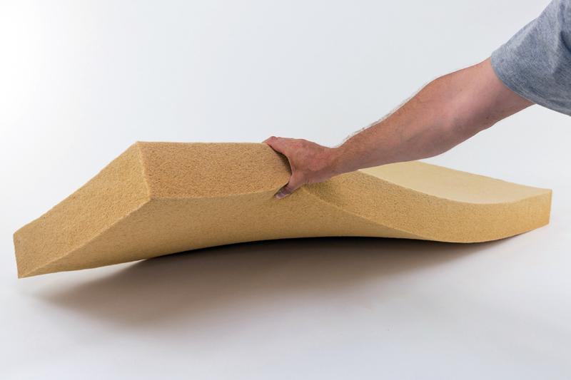 Berühmt Holzfaser-Dämmmatten schnell & sauber schneiden - Bauhandwerk OH53