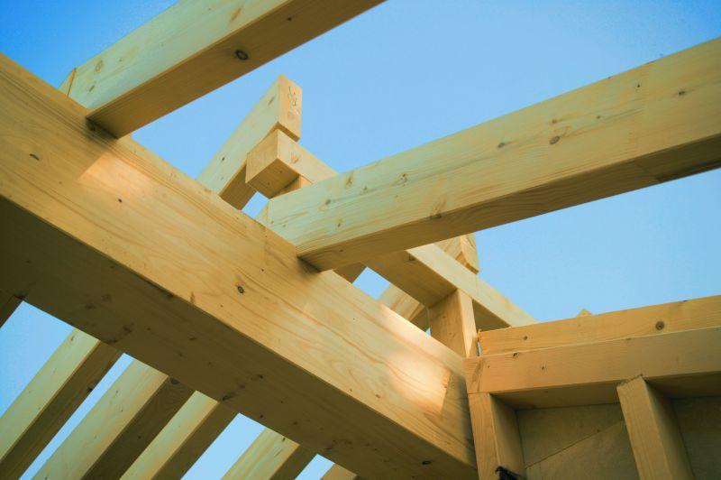 Neue Din Fur Umweltgerechtes Bauen Mit Holz Bauhandwerk