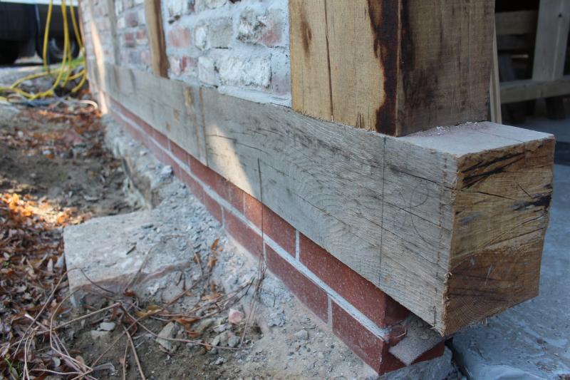 Fachwerkhaus zum stillen frieden in g tersloh von der firma holz lehm naturbau von innen - Backsteinwand innen ...