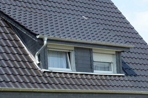 Saniertes Dach mit hochwertig gedämmter Gaube