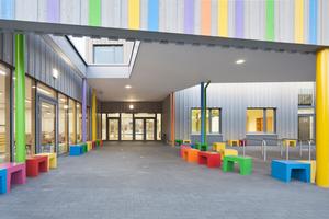 Die Stephan Holzbau GmbH aus Gaildorf war am Bau der Kita Kleine Gallier in Hannover beteiligt