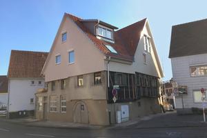 Das neue Dach des Hauses in Weinstadt-Schnait mit neuen Gauben, Dachfenstern und einem stabilen neuen DachstuhlFoto: Samuel Herbrich