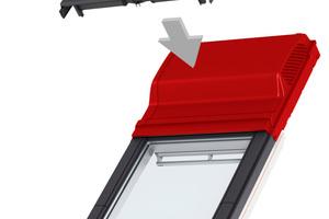 """""""Velux Smart Ventilation"""" heißt der erste Lüfter mit Wärmerückgewinnung für Dachfenster"""