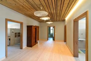 Das Haus Luftikus von Innen