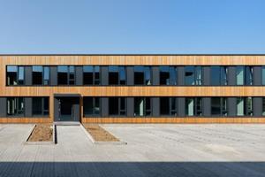 """Das iBuilding-Konzept wurde zum ersten Mal bei enem Neubau in Hochheim bei Mainz angewandt<span class=""""bildnachweis"""">Foto: Brüninghoff</span>"""