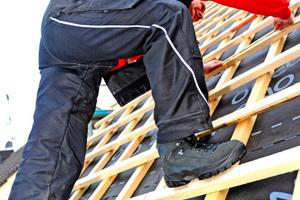 Schuherhöhungen gehören zu den häufigsten orthopädischen Veränderungen an Sicherheitsschuhen