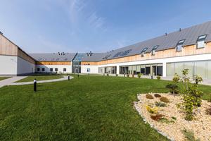 Der Kindergarten in Podegrodzi bietet Platz für 75 Kinder<br />