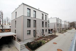 2014 fertig gestellte Geschosswohnungsbauten