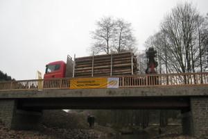 In Deutschland entstand das erste Pilotprojekt 2008 mit der Birkbergbrücke Wippra im Harz<br />