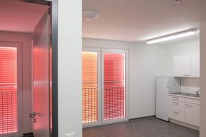 Das Esszimmer der GemeinschaftsunterkunftFoto: Meuer Architekten
