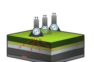 Wassermoleküle kommen ins Schwingen: das Mikrowellenverfahren